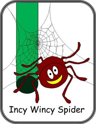 Incy Wincy Spider(2)